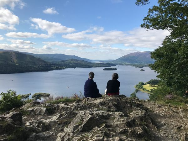 Have an adventure The Best of the Lake District - from the Peak District